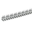 "10"" Alligator® Ready Set™ 125 Staple Fasteners — Galvanized Steel"