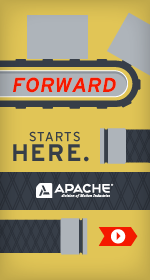 Apache — Forward Starts Here