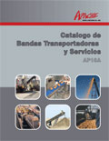 Heavy-Duty Belting Catalog-Spanish
