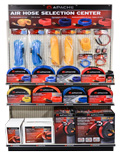 Air Hose & Accessory 4ft Display
