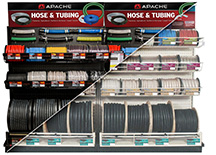 Bulk Hose & Tubing 8ft Display