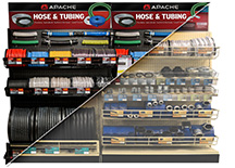 Hose & Tubing 8ft Display