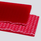 #4151 Interwoven 120# Polyester Red Urethane Cover x Brushed