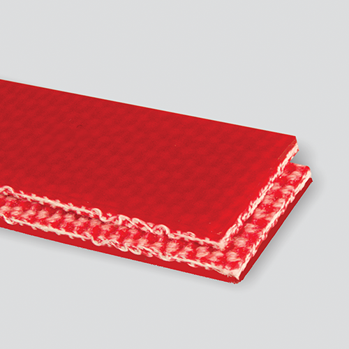 Interwoven 120# Polyester Red Urethane Cover x Brushed (All Urethane)