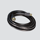 "5/16"" x 25' 3700 PSI Pressure Washer Hose Assembly — Female Metric x Female Metric"
