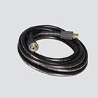"5/16"" x 25' 3700 PSI Pressure Washer Hose Assembly — Female Metric x Female Metric"