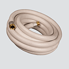 "3/4"" x 100' Dairy Washdown Hose Assembly"