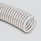 "1"" Clear PVC Suction Hose — Bulk/Uncoupled"