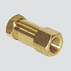 "1/4"" Male Pipe Thread x 1/4"" Female Pipe Thread 3000 PSI High Pressure Live Swivel Adapter (Unpackaged)"