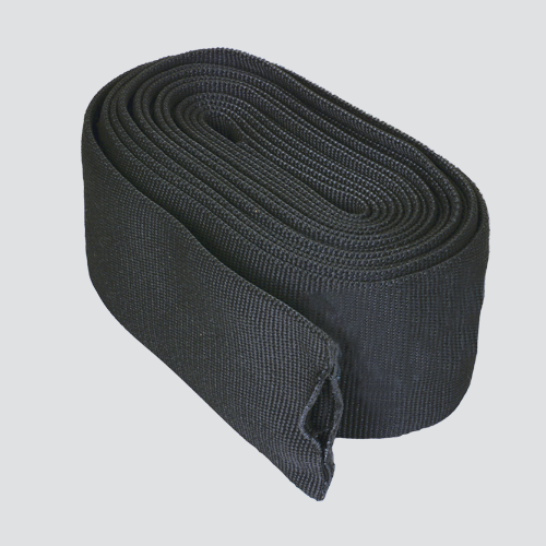 "1-1/8"" x 15' Nylon Protective Hose Sleeve"