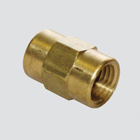 "1/4"" Female Pipe Thread x 1/4"" Female Pipe Thread Pressure Washer Adapter"