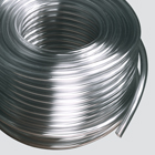 "1-1/2"" x 1/4"" x 50' Non-Reinforced Clear Vinyl Tubing — Coiled"