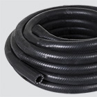 "1"" x 50' Black 300 PSI Multipurpose (AG 300) Air & Water Hose — Coiled"