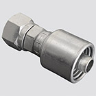 "1"" Gates MegaCrimp® x 1"" Female JIC Swivel Hydraulic Fitting"