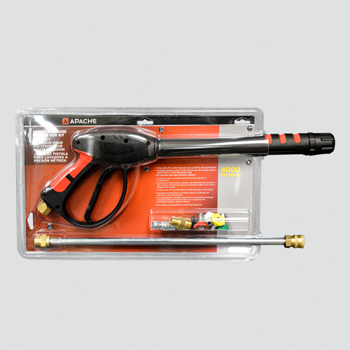 4000 PSI Metric Replacement Pressure Washer Gun Kit
