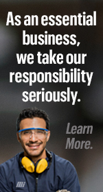 As An Essential Business We Take Our Responsibility Seriously