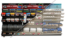 Hose & Tubing 12ft Display