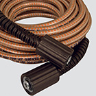 "3/16"" x 30' 3100 PSI Pressure Washer Hose — Female Metric x Female Metric"
